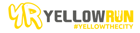 logo yellow run