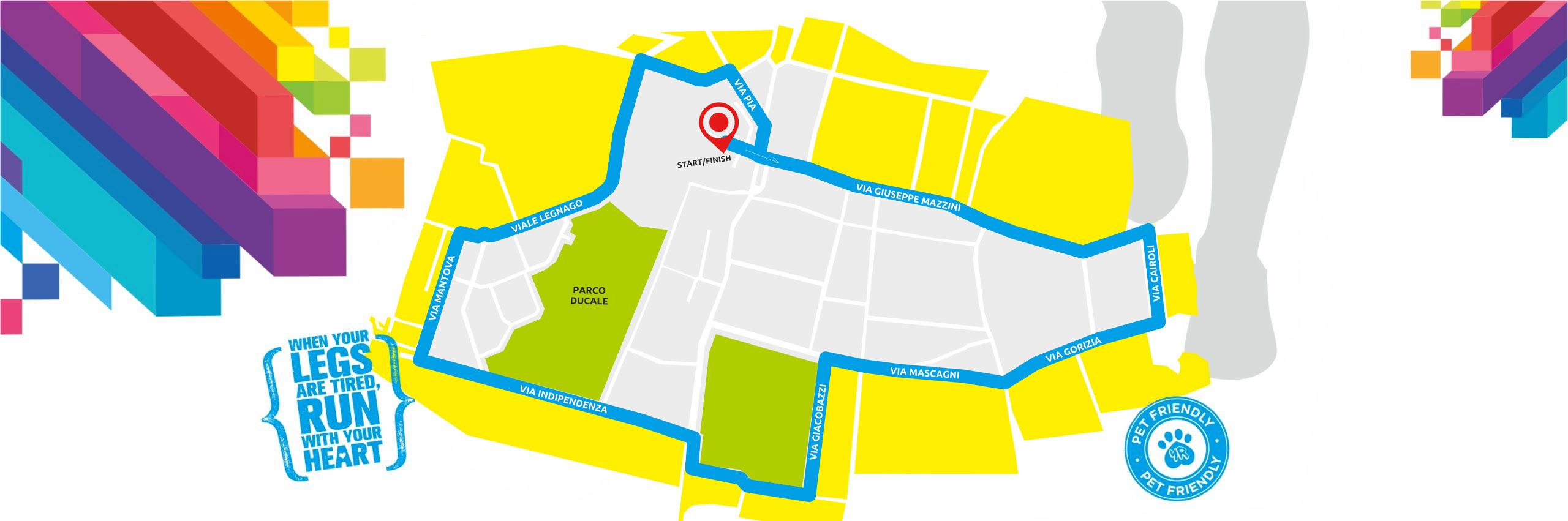 Yellow Run Sassuolo 2021